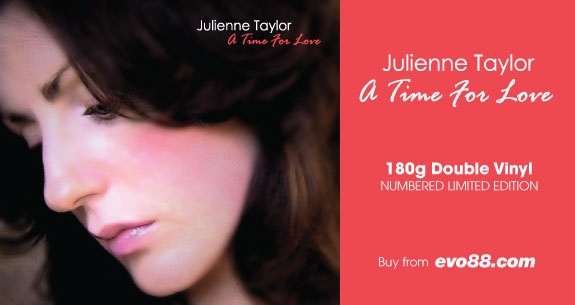 Julienne Taylor - A Time For Love (2LP)
