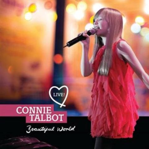 CONNIE TALBOT BEAUTIFUL WORLD LIVE IN HONG KONG AND TAIPEI NOW AVAILABLE FOR PREORDER