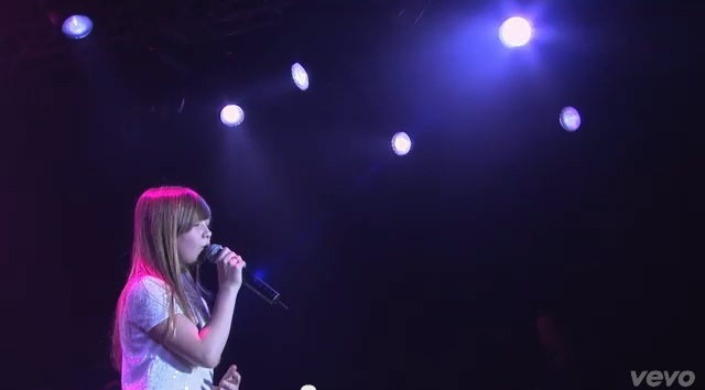 小康妮 Connie Talbot - I Will Always Love You 我会 (LIVE)