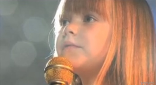 CONNIE TALBOT - OVER THE RAINBOW