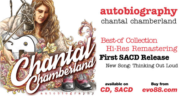 Chantal Chamberland - Autobiography