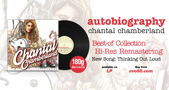 Chantal Chamberland - Autobiography (LP)